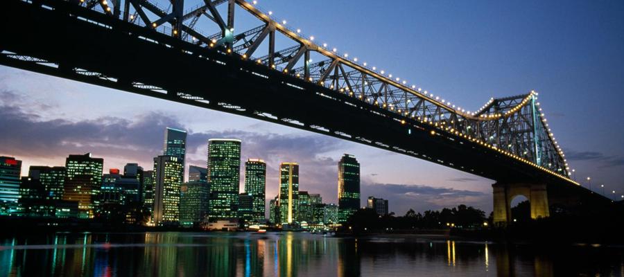 Brisbane en Australie