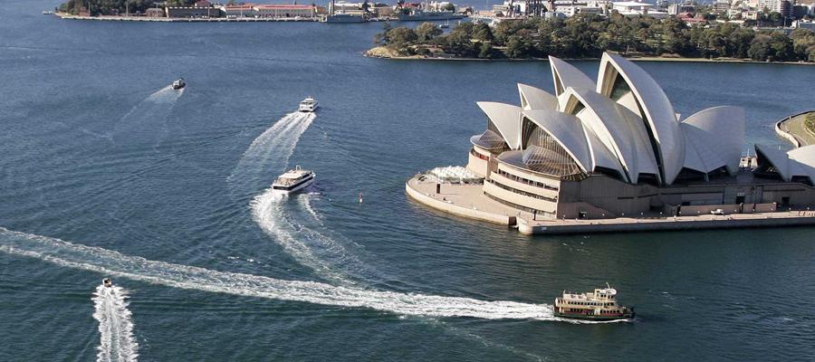bon circuit en Australie