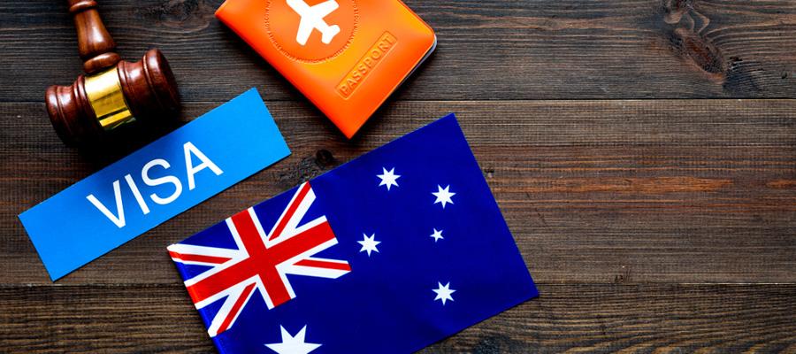 visa pour voyager en Australie